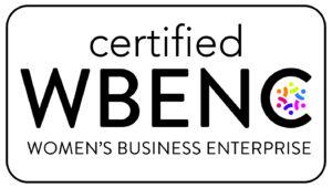 WBENC Certified Logo.